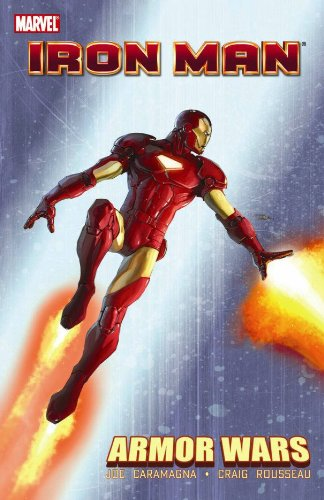 Iron Man & The Armor Wars GNTPB