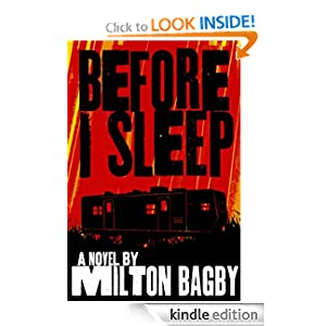 Before I Sleep (A Rick Burkhart Mystery)