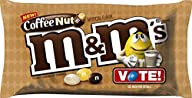 M&M'S Coffee Nut Peanut Chocolate Can…