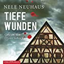 Tiefe Wunden (Bodenstein & Kirchhoff 3) Audiobook by Nele Neuhaus Narrated by Oliver Siebeck