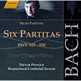 Bach: 6 Partitas, BWV 825-830