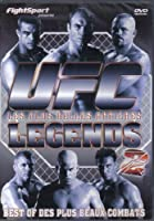 UFC LEGENDS 2: Best of des plus beaux combats