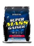 Dymatize Nutrition Super Mass Gainer Supplement, Strawberry, 12 Pound