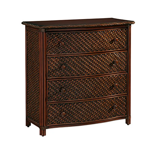 Home Styles Model 5544-41 Marco Island Drawer Chest, Cinnamon Finish