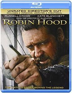 Robin Hood - Unrated Director's Cut [Blu-ray]