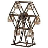 Cyan Design Cyan Design Wood Candleholders Raw Iron & Natural Wood