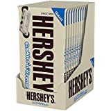 Hershey's Cookies 'N' Creme Giant Bar, 6.5-Ounce Bars (Pack of 12)
