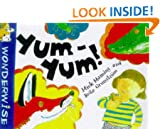 Wonderwise: Yum Yum: A book about food chains