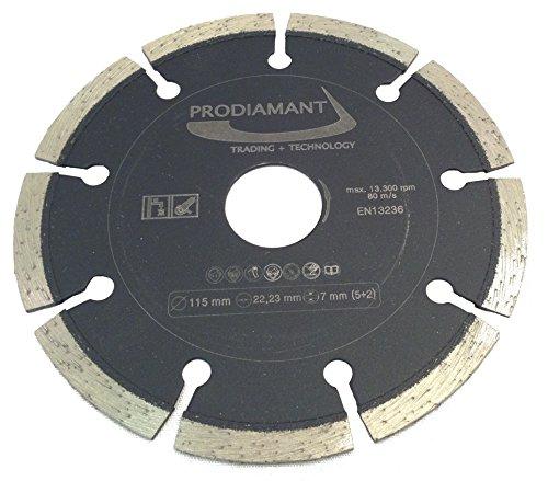 prodiamant-premium-disque-diamante-115-asphalte-222-pdx83077-noir
