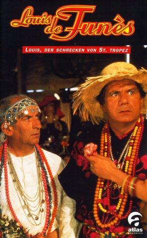 Louis, der Schrecken von St. Tropez [VHS]