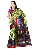 Winza sarees bhagalpuri silk cotton ethnic party wear saree for women girls & ladies