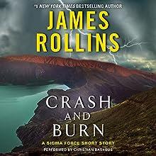Crash and Burn: A Sigma Force Short Story | Livre audio Auteur(s) : James Rollins Narrateur(s) : Christian Baskous