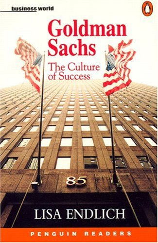 goldman-sachs-the-culture-of-success-penguin-readers-level-4