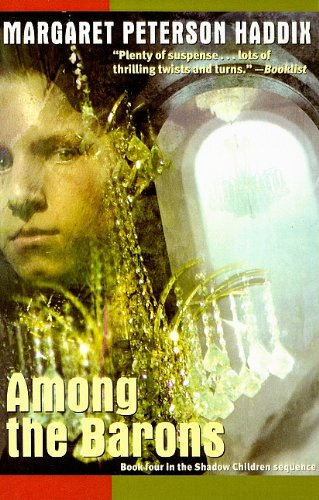 Cover of Among the Barons (Shadow Children Books (Prebound))