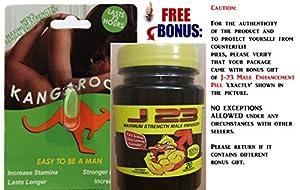 12 KANGAROO MALE ENHANCEMENT PILLS with Bonus Gift ......