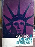 img - for Readings in American Democracy book / textbook / text book