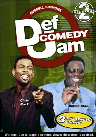 Def Comedy Jam All-Stars Vol. 2 (Bernie Mac Season 2 compare prices)