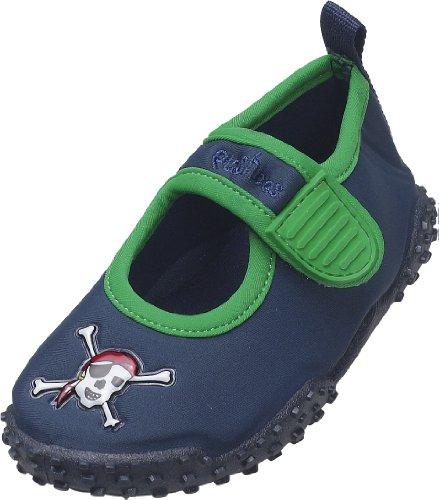 Playshoes 801 174785, Sandali da bagno bambino, Blu (Blau (original 900)), 30/31
