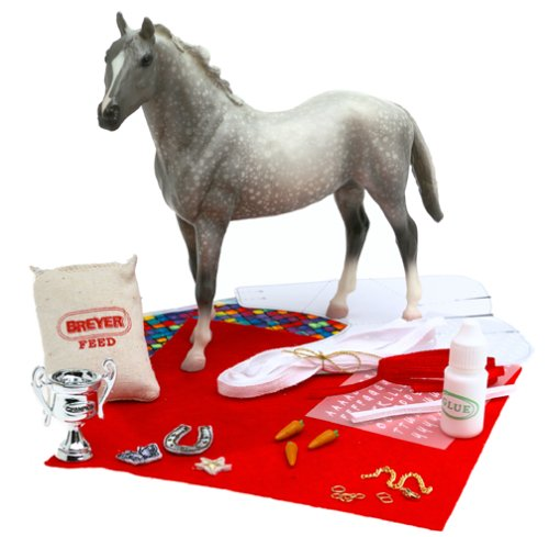 Breyer Horses: Model Horse Play Set and Activity Kit