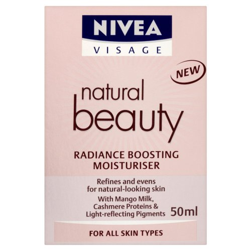 Nivea Visage Natural Beauty Day Cream 50ml
