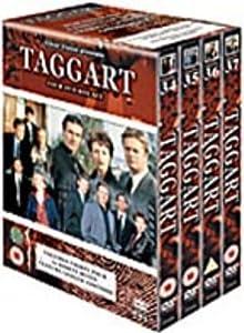 Taggart: Volume 34 To 37 (Box Set) [DVD] [1983]