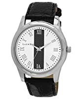 Laurels Imperial 1 Analog Silver Dial Men's Watch ( Lo-Imp-101)