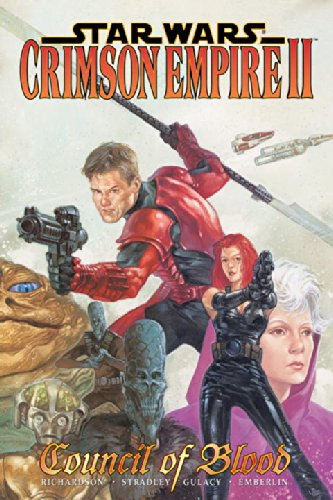 Star Wars-Crimson Empire: Council of Blood, Volume 2 (Star Wars Crimson Empire Ii compare prices)