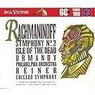 Rachmaninoff : Symphony n� 2 - L'�le des morts