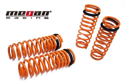 Fit 2008-2013 Scion xB Suspension Lowering Spring Red Front -1.1 // Rear -2.2 Drop