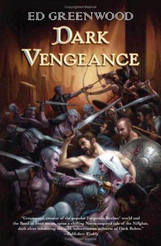 Dark Vengeance: A Novel of Niflheim