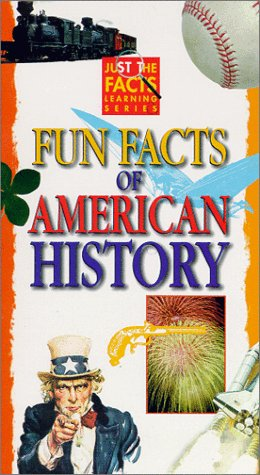 Fun Facts of American History [VHS]