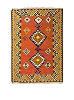 RugSense Alfombra Persian Old Kilim Kashkai Naranja/Multicolor 197 x 135 cm
