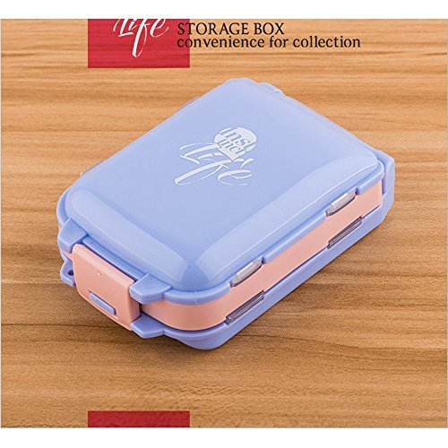 saibang-beautiful-pill-organizer-box-compact-weekly-pill-case-reminder-8-compartments