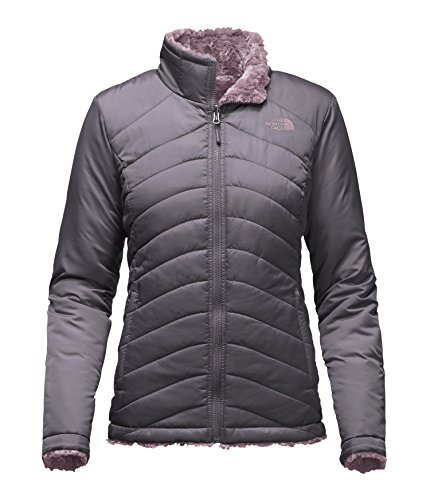 the-north-face-mossbud-swirl-reversible-jacket-womens-small-rabbit-grey-quail-grey