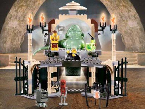 LEGO Star Wars 4480: Jabba's Palace