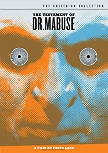 Testament of Dr.Mabuse, the