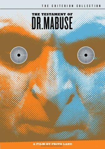 Завещание доктора Мабузе
