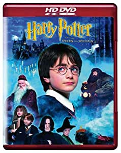 Harry Potter und der Stein der Weisen [HD DVD] [Import allemand]