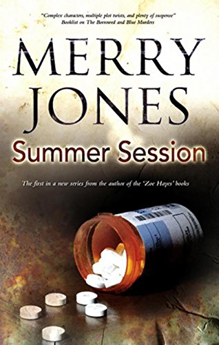 Book: Summer Session by Merry Jones