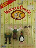 Wallace + Gromit - figures - WENDOLENE - WALLACE - PRESTON - SHAWN
