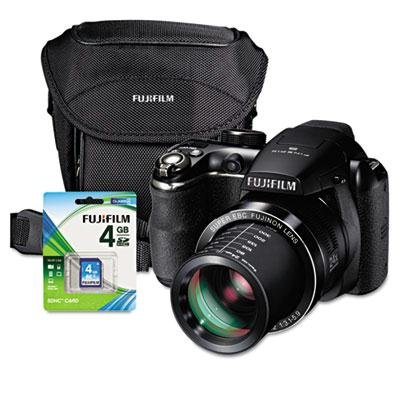 Fuji FinePix S4200 Digital Camera Bundle, 14