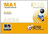 Get Through Guides Ltd 2012 Management Information MA1-KEYNOTES (ACCA - Foundations in Accountancy)
