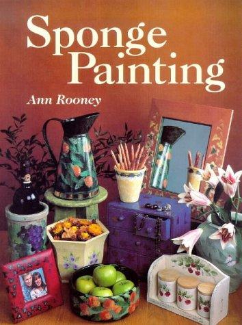 Sponge Painting, Ann Rooney