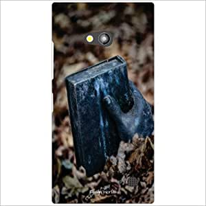 Design Worlds - Nokia Lumia 730 Designer Back Cover Case - Multicolor Phone...