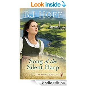 Song of the Silent Harp (The Emerald Ballad Book 1)