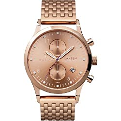 TRIWA Watch - Lansen Chrono - Rose