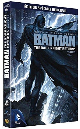 Batman : The Dark Knight Returns - Partie 1 - Édition Spéciale 2 Dvd