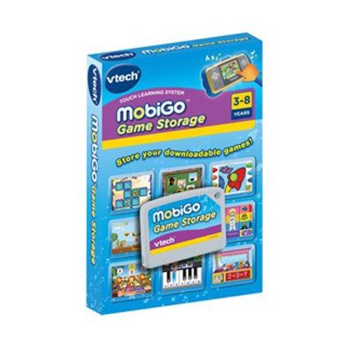 Imagen de Vtech Juego MobiGo almacenamiento - Almacene todos sus juegos para descargar! - Nueva versión