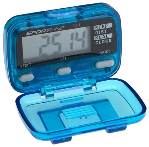 Sportline 345 Electronic Pedometer
