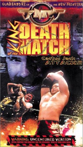 FMW (Frontier Martial Arts Wrestling) - King of the Death Match (Uncensored Version) [VHS]